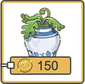 Genshin - Porcelain Flower Vase