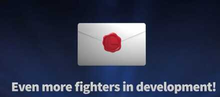 fighter announcement
