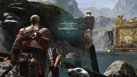 GoW - Hammer Fall Favor Walkthrough.png