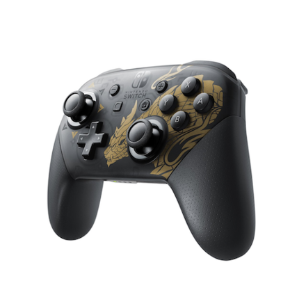 Pro Controller Front