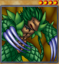 Ancient Lizard Warrior