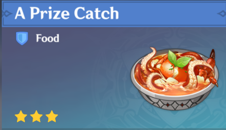 How to Get A Prize Catch and Effects