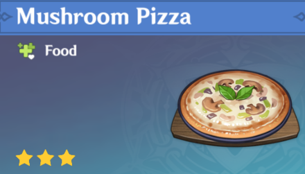 How to Get Mushroom Pizza and Effects