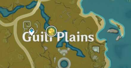 Genshin - Wealth in Liyue Guili Plains
