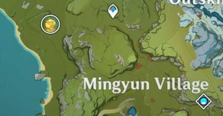 Genshin - Wealth in Liyue Mingyun Village