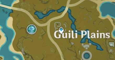 Genshin - Revelation in Liyue Guili Plains