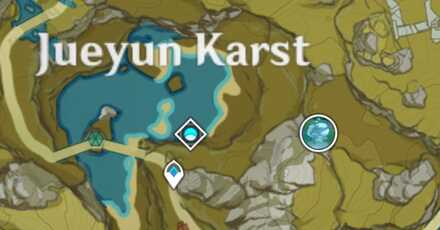 Genshin - Revelation in Liyue Jueyun Karst