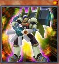 Synchro Soldier