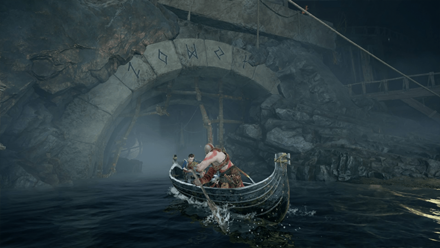 GoW - Family Business Favor Sail to the Reaver Ship