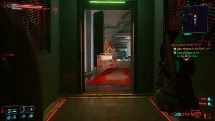 Cyberpunk 2077 - Leave the club.png