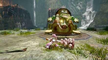 Toadversary Stun