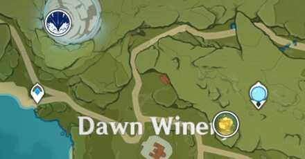 Genshin - Wealth in Mondstadt Dawn Winery