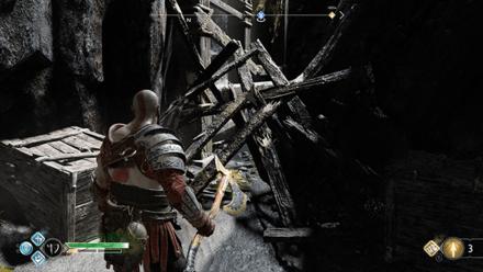 GoW - Deus Ex Malachite Favor Landsuther Mines Path
