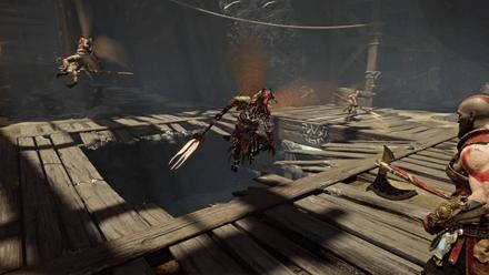GoW - Deus Ex Malachite Favor Dark Elves from Pit