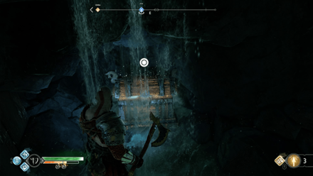 GoW - Deus Ex Malachite Favor Waterfall Chest