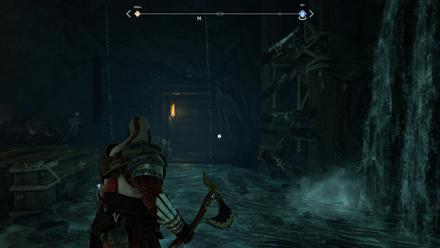 GoW - Deus Ex Malachite Favor Elevator