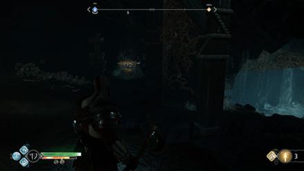 GoW - Deus Ex Malachite Favor Wooden Barricase Chest