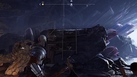 GoW - Deus Ex Malachite Favor Soul Eater Ledge