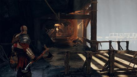 GoW - Deus Ex Malachite Favor Main Passage