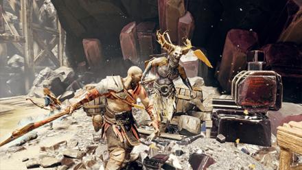 GoW - Deus Ex Malachite Favor Dark Elf Lord