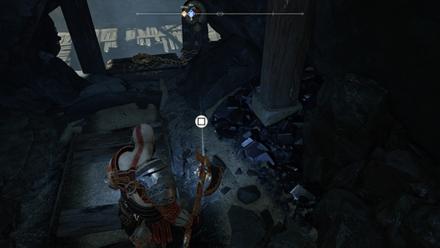 GoW - Deus Ex Malachite Favor Scroll