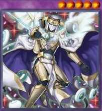 Gem-Knight Seraphinite