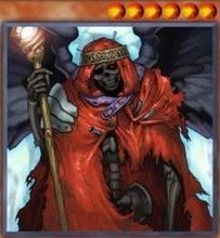 Lich Lord King of the Underworld