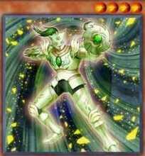 Gem-Knight Emerald