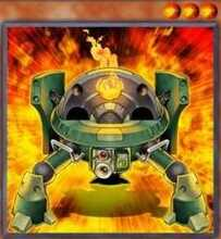 Volcanic Blaster