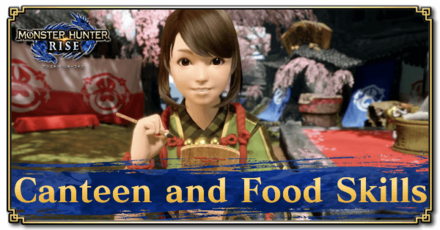 Canteen and Food Skills Banner