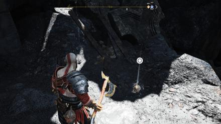 GoW - Forgotten Caverns Skull