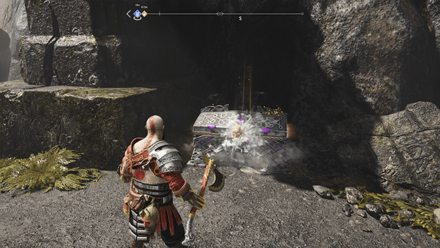 GoW - Ruins of the Ancient Niflheim Cipher Chest