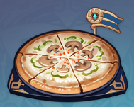 Invigorating Pizza Image