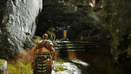 GoW - The Flight of Fafnir First Dragon Shrine