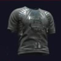 Ultrathin Composite-Print Solo Shirt