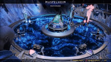 GoW - The Realm of Fire Select Muspelheim