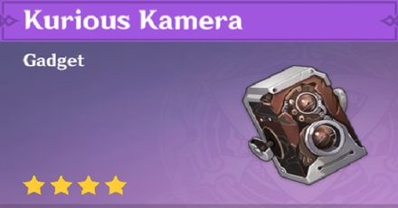 How to Get Kurious Kamera and Effects