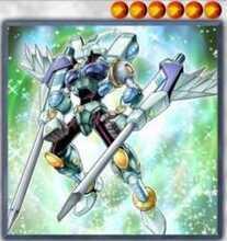 Stardust Assault Warrior