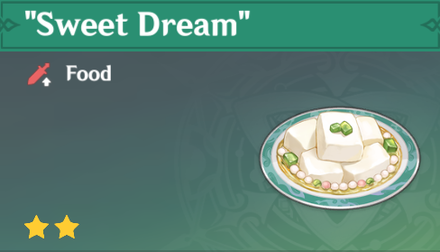 """How to Get """"Sweet Dream"""" and Effects"""