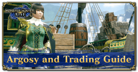 Argosy and Trading Guide