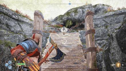 GoW - Hail to the King Bridge Chain