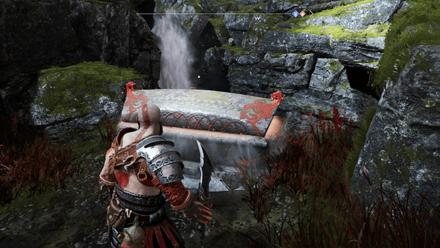 GoW - Hail to the King Konunsgard Hel-Reaver Coffin