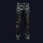 Elastic Flame-Resistant Rocker Pants