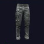 Anti-Piercing Tactical Media Cargo Pants