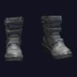 Waterproof Badge Combat Boots