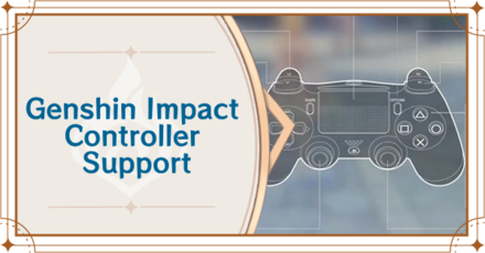 Controller Support Banner