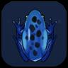 Genshin - Blue Frog Image