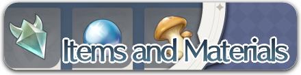 Genshin - Items and Materials Slim Banner.png