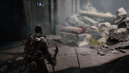GoW - Hail to the King Stronghold Right-Side Coffin