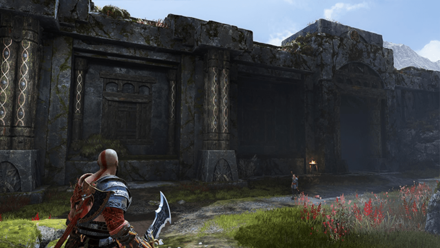 GoW - Hail to the King Stronghold Structure